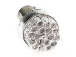 Car LED Bulb BA15S 24 FLUX