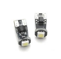 Car LED bulb W5W T10 5050 1 SMD CAN BUS