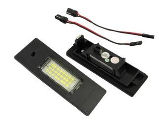 LHLP002S28 LED license plate illumination BMW E81 E87 E63 E64 F06 F12 F20 / Alfa Romeo