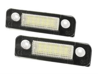 LHLP022S28 FORD license plate lights FORD MONDEO MK2, Fiesta MK6, Fusion