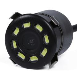 PZ404   The reversing camera 8 LED Round