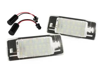 PZD0064 LED backlight plate ESTATE Opel Vectra C 02-