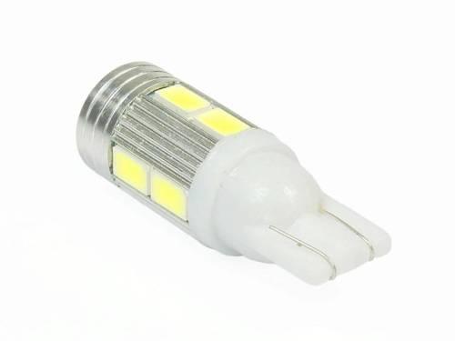 Bulb LED Car T10 W5W 10 SMD 5630