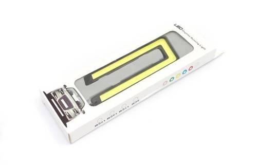 COB LED light daytime running   U   2x 8W   COB DRL