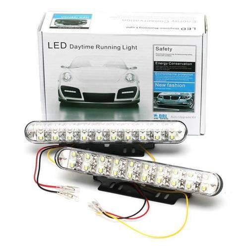 DRL 06   LED light daytime running indicator