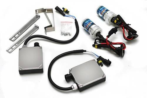 HID xenon lighting kit H4 S / L 55W CAN BUS