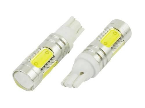 LED bulb W5W T10 COB 7.5W