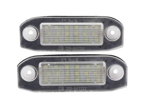 PZD0073   Plate illumination LED VOLVO C30 S40 S60 S80 V50 V70 XC60 XC70 XC90