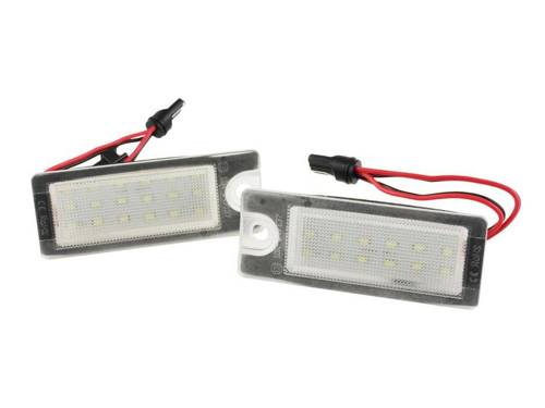 PZD0074 LED backlight plate VOLVO S80 AND 1999-2006