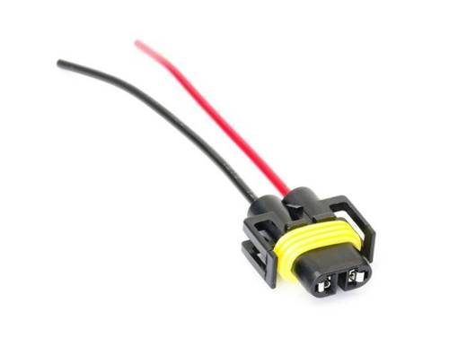 Power cord with holder H11