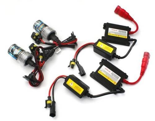 Xenon lighting kit H8 / H9 / H11 HID SLIM DC
