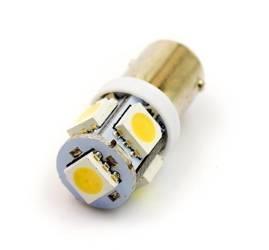 Auto LED-Birne BA9S 5 SMD 5050