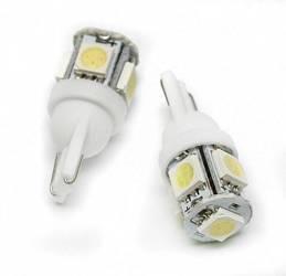 Auto LED-Birne T10 W5W 5 SMD 5050
