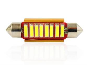 Auto-LED-Lampe C5W 8 7014 SMD CAN BUS