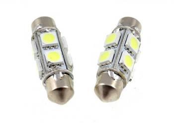 Auto-LED-Lampe C5W 8 SMD 5050 360st