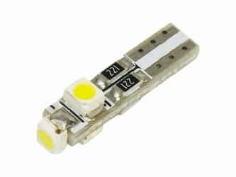 Automobil-LED-Lampe W2W W1,2W R5 T5 SMD 1210 3