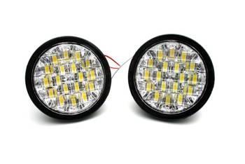 DRL 10   Lichter LED-Tag   rund 90 mm