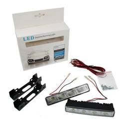 DRL 14 PREMIUM | Leuchtet HIGH POWER LED Tagfahrlicht | die kleinste