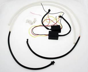 DRL 16 PREMIUM   Lichter LED-Tag   flexibel   LED-Streifen-Lichter