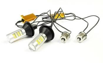 DRL 2w1 / Tagfahrlicht LED Stripes