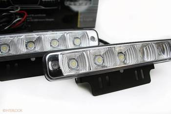 DRL 03 PREMIUM / Automatisches LED-Tagfahrlicht mit High Power LED