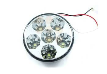 DRL 13 PREMIUM | Rundes ø90mm LED-Tagfahrlicht mit HIGH POWER dioden