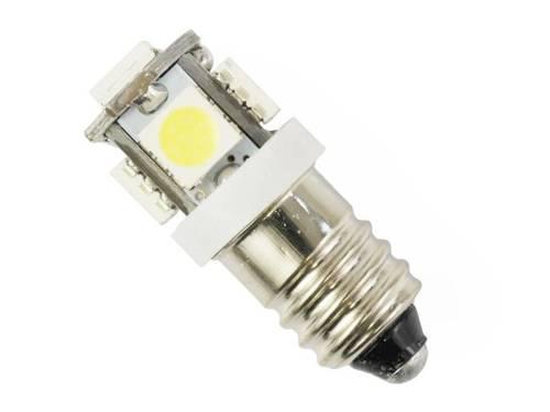 Auto-LED-Birne E10 5 SMD 5050 12V