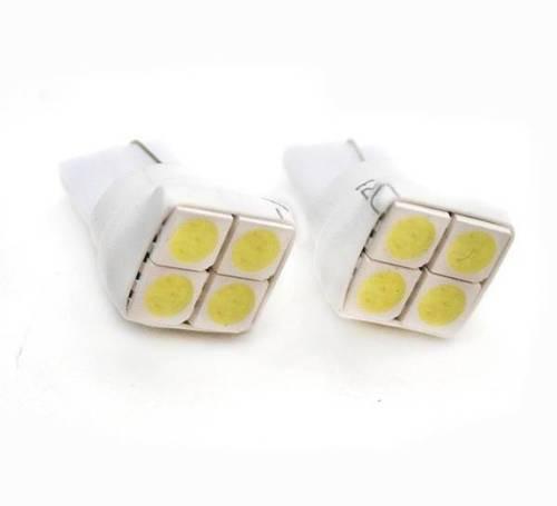 Auto-LED-Lampe W5W T10 4 SMD 5050