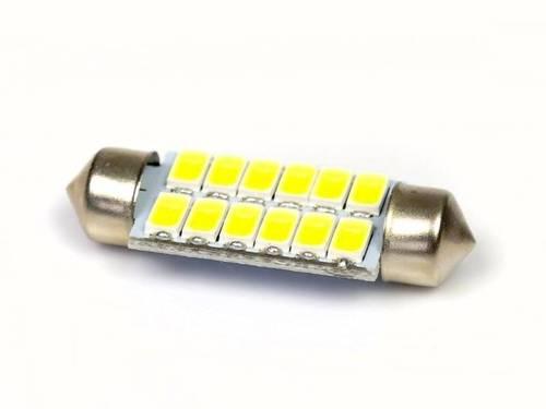 C5W LED-Birnen-Auto 12 SMD 5630