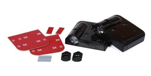 Eine Reihe von AAA-5730   2 Projektoren mit LED-Einsätzen LOGO