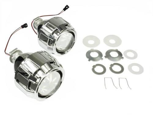 Kit-Objektive mit Adapter und Gitter S-MAX
