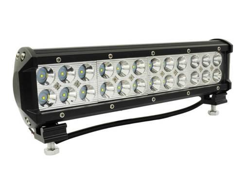 LB-72W-B-Punkt   HOCH Arbeits-Licht-72W Light Bar rechteckiger Fleck