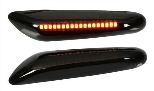 PL18010B5-D | LED-Seitenblinker | dynamische | BMW E36, E46, E90 E91 E92 E93, E60, E61, E81 E82 E87 E88