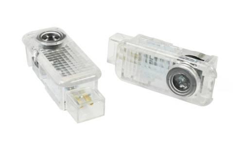 PMC-S4 Projektor LED LOGO gewidmet SKODA