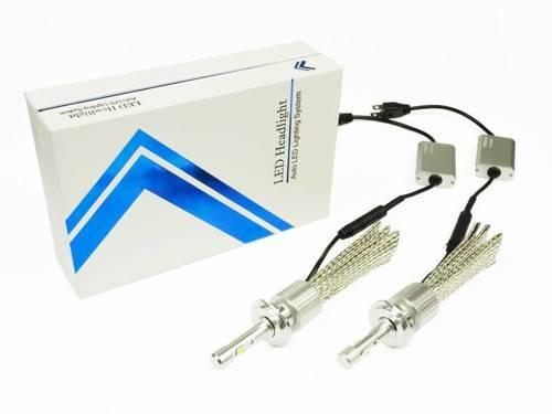 Set CREE LED H7 Truewhite ™ Technologie 9600 lm R3