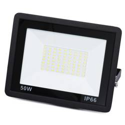BL-50W-Black | Naświetlacz LED 50W | 4750 lm | 210-230V