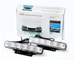 DRL 03   Światła LED do jazdy dziennej