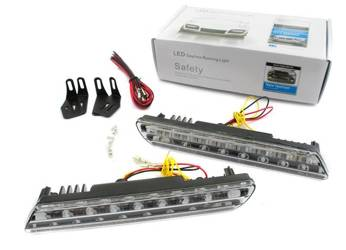 DRL 20 | Światła LED do jazdy dziennej z kierunkowskazem