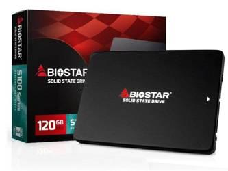 "Dysk SSD Biostar 120 GB 2.5"" SATA III (S100-120GB) BOX"