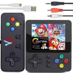 K5-Double   Konsola K5 Game BOX z dodatkowym Padem   500 gier Retro SFC