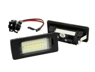 LHLP003S28 Podświetlenie tablicy rejestracyjnej LED Audi Q5, VW TT, Skoda, Porsche, Seat