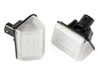 PZD0072 Lampki podświetlenia tablicy rejestracyjnej LED MAZDA CX-5, CX-7, Mazda 6