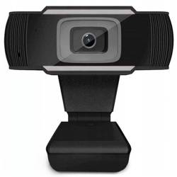 Q8-Black | Kamerka internetowa FULL HD | Sensor F37 Lens 1080p
