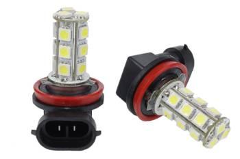 Żarówka LED H8 H9 H11 18 SMD 5050