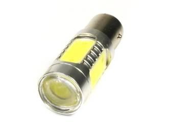 Żarówka samochodowa LED BA15S COB 7,5W