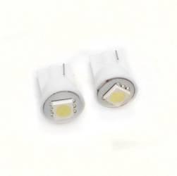 Żarówka samochodowa LED W5W T10 1 SMD 5050