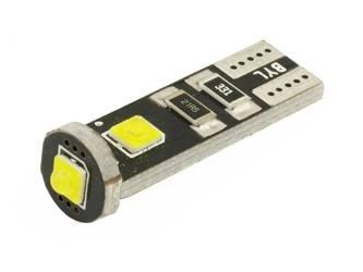 Żarówka samochodowa LED W5W T10 3 SMD CREE 3535