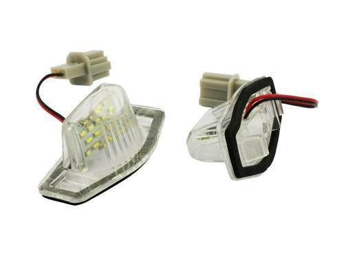 032S28 Lampki podświetlenia tablicy rejestracyjnej LED HONDA ACCORD CIVIC LEGEND