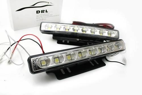 DRL 08   Światła LED do jazdy dziennej   diody SMD 5050
