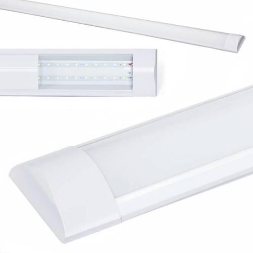 IFX-18W-600 | Panel sufitowy LED 18W 60 cm | Natynkowy panel CCD niemrugający